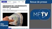RDP semaine 13 : retraites du public vs retraites du privé et l'assurance vie en petite forme