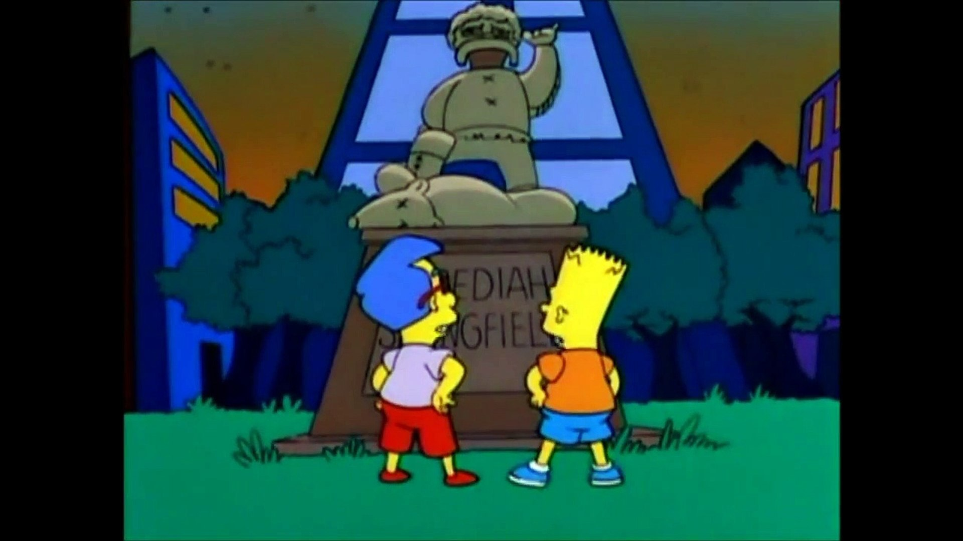 Los Simpson: Springfield es una gran ciudad