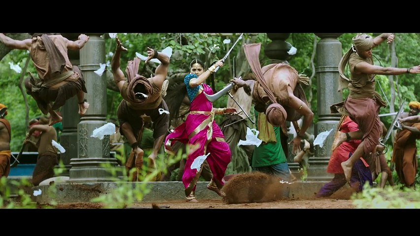 Baahubali 2 - The Conclusion Trailer - Prabhas, Rana Daggubati - SS Rajamouli