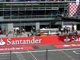 Monza - Stand - Essai Libre Samedi - Formule 1