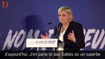 Présidentielle : l'hommage très appuyé de Marine Le Pen à Philippe de Villiers