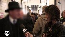 """""""Tu vas chier dans ta caisse"""" : quand un militant de Fillon insulte une journaliste"""