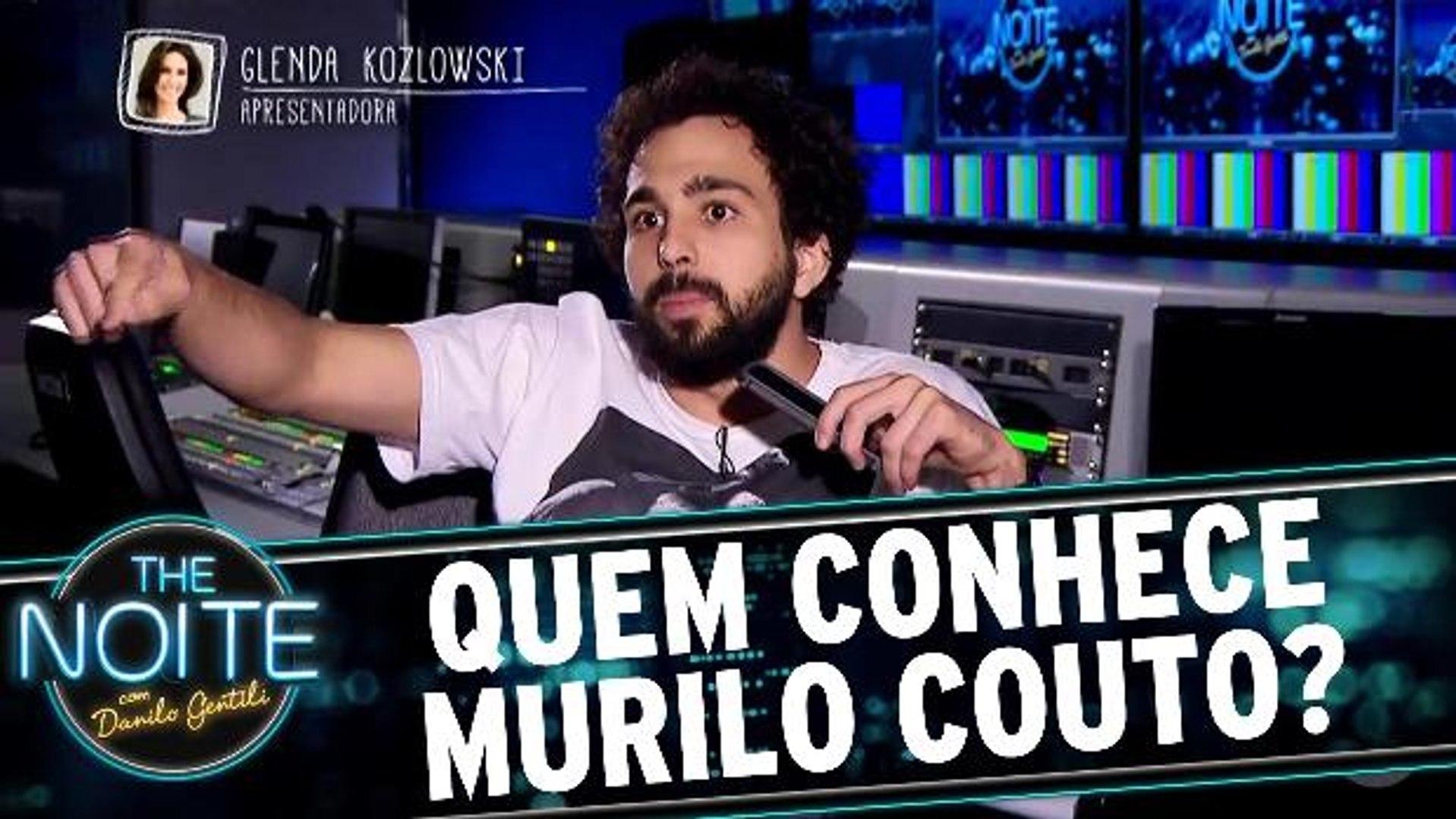 Quem Conhece Murilo Couto?: Glenda Kozlowski e Roberto Justus