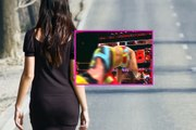 Bayley vs. Nia Jax - No Disqualification Match Raw March 20, 2017 I WWE Raw Live HD