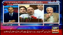What is game plan behind PML-N and PPP war of words? Arif Hameed and Sabir Shakir analysis