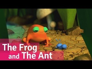The Frog and The Ant - Animation Short Film // Viddsee