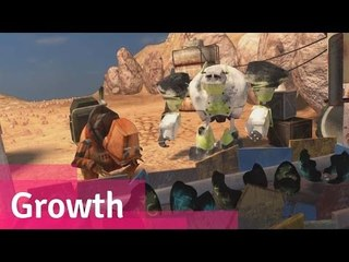 Growth - Animation Short Film // Viddsee