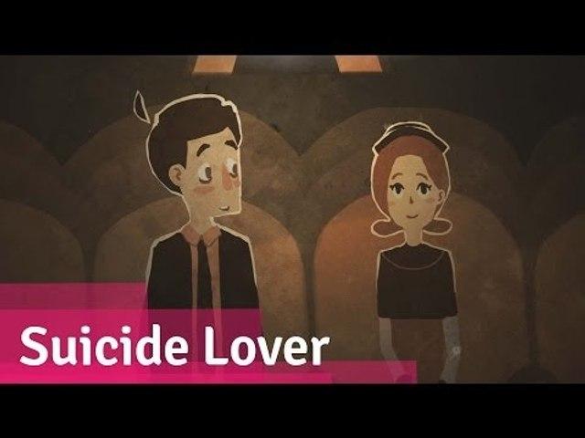 Suicide Lover - Singapore Animation Short Film // Viddsee