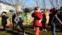 """Prix académique """"Non au harcèlement"""" cat. 8-11 ans : accueil periscolaire Bellecour - Pithiviers"""