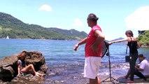 Lucy Alves: making of exclusivo de ensaio na Ilha de CARAS