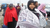 Thousands Of Asylum Seekers Turned Away By Hungary