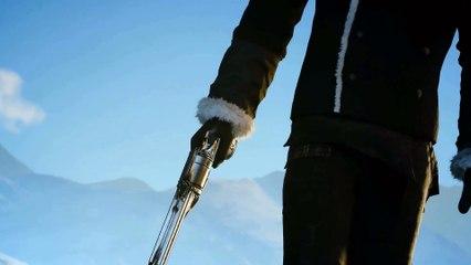 Final Fantasy XV : Teaser DLC Prompto