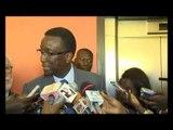 Ce ministre de l'économie disserte sur les conséquences économiques d'Ebola