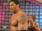 Mark Henry vs Batista vs Kane vs Finlay WWE Smackdown 2007