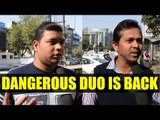 Yuvraj Singh and MS Dhoni record partnership in Cuttack ODI: Watch public reaction | Oneindia News