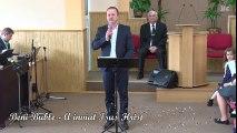 Beni Buble - A inviat Isus Hristos, El inceputul vietii