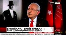 """CHP Genel Başkanı Kemal Kılıçdaroğlu: """"Ortak Değerle Üzerinde 'Evet' 'Hayır' Kampanyası Açmak Kadar..."""