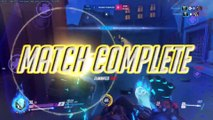 Overwatch: Overwatch Highlights and Gameplay Funny Moments Compilation #10