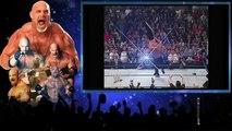 Bill Goldberg Attacks Brock Lesnar  - Bill