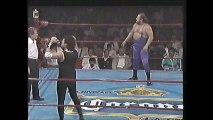Chacho Herodes/Sultan Gargola/Gran Shiek vs El Justiciero/Mogur/Huracan Sevilla (CMLL April 5th, 1991)