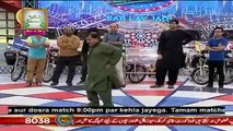 Jeeto Pakistan 7 aug 2016 son of moeen khan as judge dance competition