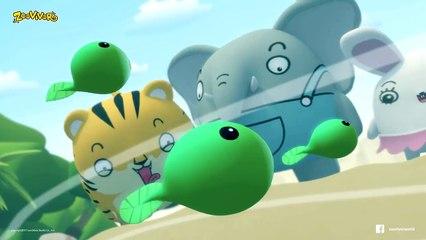 เหล่าเด็กๆ Zoovivor เพิ่งจะรู้จัก กบอ๊บๆ เป็นครั้งแรก