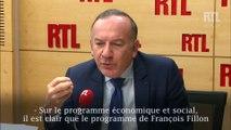 """Pierre Gattaz : """"Il faut des mesures sur la flexibilité du Code du Travail"""""""