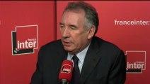 François Bayrou était l'invité de Patrick Cohen