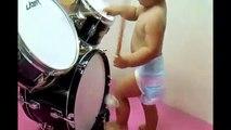The Cutest Little Drummer Boy 2017-8SUzItCbnDA