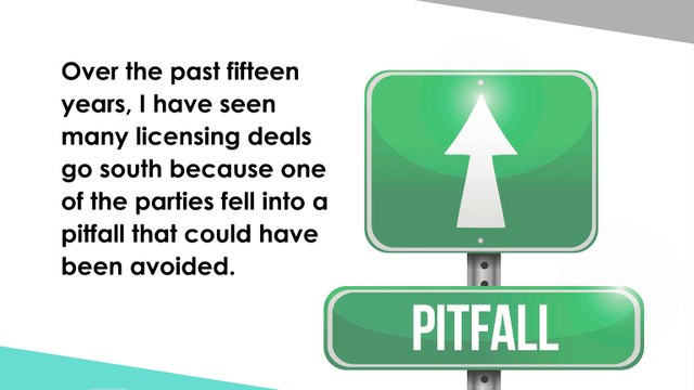 Most Common Pitfalls Licensees Watch Out For - Part 1 | Brand Licensing Expert | Branding in Marketing