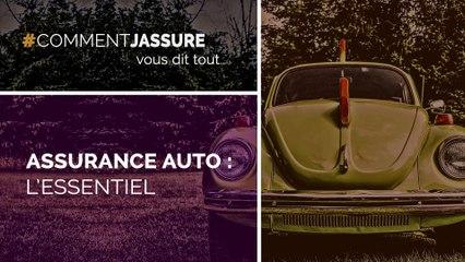Assurance auto l'essentiel : Assurance au tiers et garanties complémentaires