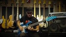 Miki Santamaria - Extreme Slap Bass Solo