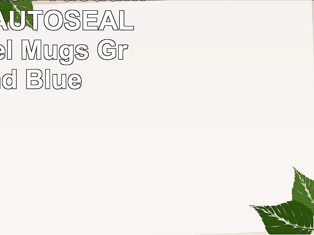 Contigo 2Pack Vacuum Insulated AUTOSEAL Elite Travel Mugs Green and Blue