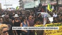 """""""Journée Morte"""" : Manifestations historiques en Guyane - Guyane"""