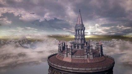 The Ringed City - Grand Roof Flythrough de Dark Souls 3