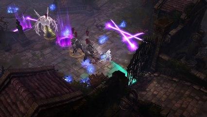 Reaper of Souls - Necromancer Gameplay de Diablo III : Reaper of Souls - Ultimate Evil Edition