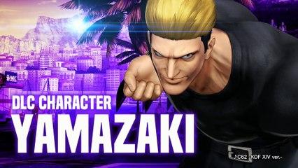 The King of Fighters XIV : Ryuji Yamazaki DLC Character