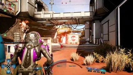 Multiplayer Gameplay Trailer  de Mass Effect : Andromeda