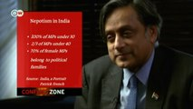 Indian MP Shashi Tharoor on Conflict Zone   DW English