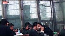 """بالفيديو..متهمو """"أحداث العدوة"""" يرددون: يسقط يسقط حكم المرشد وعرفناكم يا خاينين"""