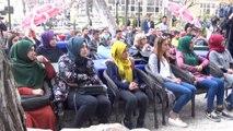 Çalışma ve Sosyal Güvenlik Bakanı Müezzinoğlu, Gençlerle Bir Araya Geldi