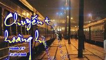 [Karaoke] CHUYẾN TÀU HOÀNG HÔN - Minh Kỳ & Hoài Linh (Giọng Nam Dm)