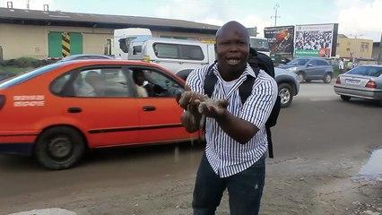 Port Autonome d'Abidjan Et le Goudron!