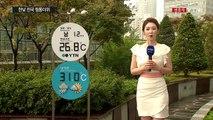 [날씨] 중부 아침까지 장맛비...한낮 전국 찜통더위 / YTN (Yes! Top News)