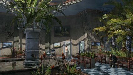 Syberia 3 : Syberia 3  Escape from the Asylum  Gameplay