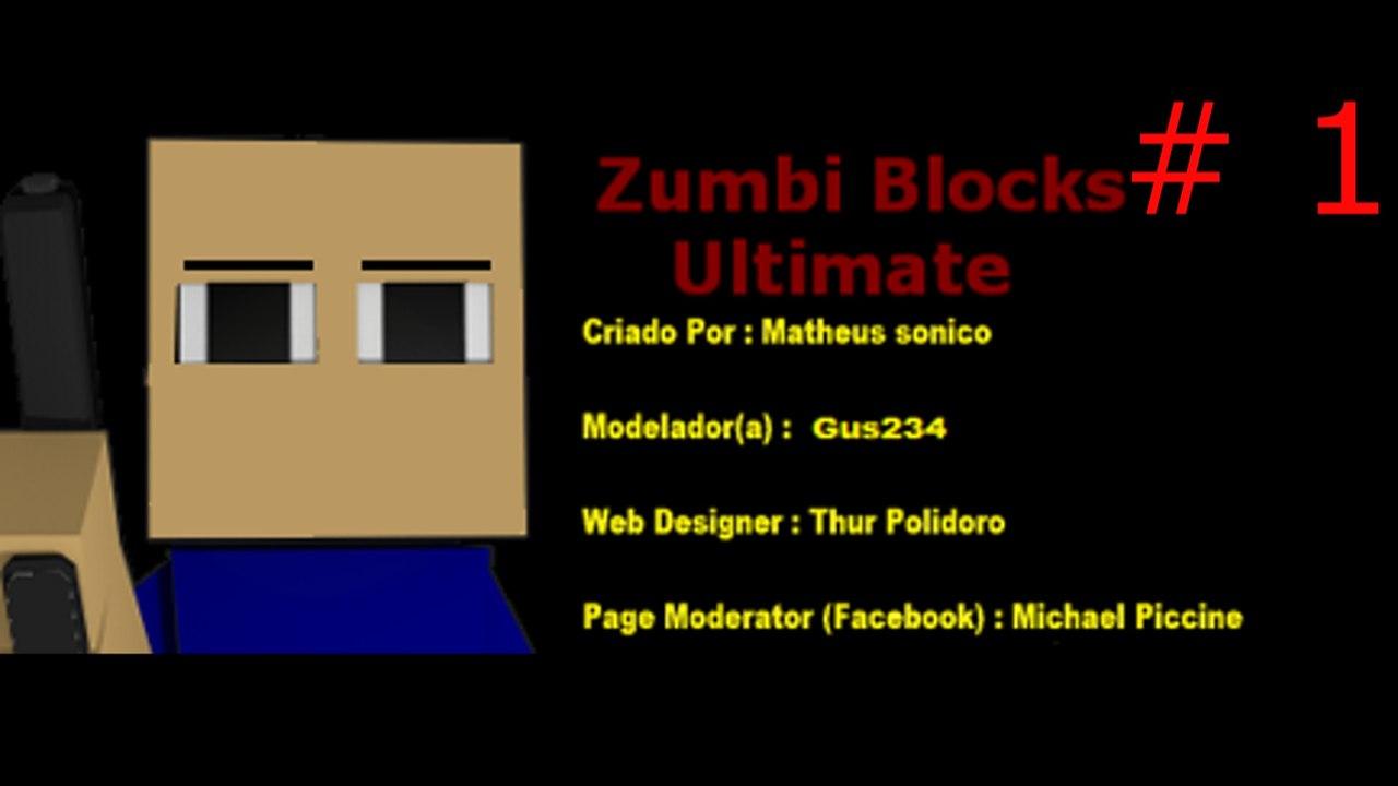 Morri De Susto (Zumbi Blocks)