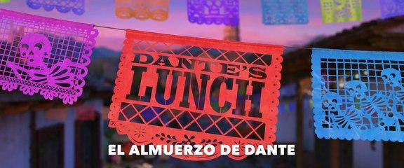 El almuerzo de Dante - Corto [HD] - Cinescondite