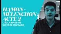 """""""Diminué dans les sondages, Hamon prétend à un ralliement de Mélenchon ? C'est inconcevable"""""""