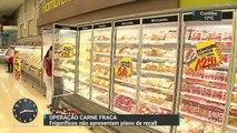 Anvisa interdita por 90 dias produtos de três empresas investigadas na Carne Fraca