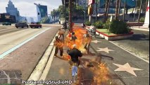 Ghost Rider MOST BRUTAL GTA 5 Mod! (Grand Theft Auto V Mods